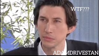 Download adam driver being annoyed by his co-workers for 3 minutes straight Video