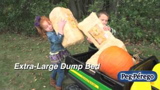 Download Ride-On Toy - John Deere Gator 6x4 by Peg Perego Video