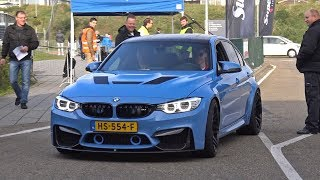 Download BMW M3 F80 with VERY LOUD 3D Design Exhaust! Video