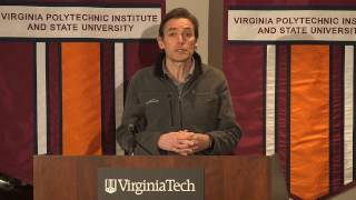 Download Live: Virginia Tech's Flint Water Study team announces results of most recent Flint water tests Video