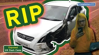 Download Exposed: UK Dash Cams - Poor Drivers, Road Rage + Crash Compilation #111 Video