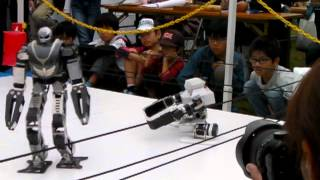 Download Robot Pro-Wrestling Dekinnoka16, Saaga vs Hauser Video