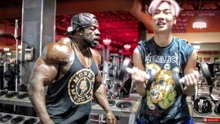 Download Kali Muscle + Rice Gum | TOAST ALL ROASTERS (DISS WORKOUT) Video