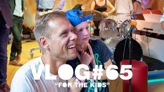 Download Armin VLOG #65 - For The Kids Video