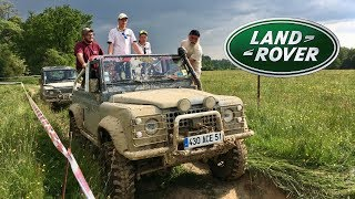 Download ► Salon du 4x4 - French National 2018 - Spécial Land Rover ◄ Video