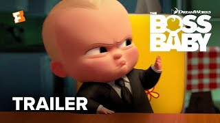 Download The Boss Baby Official Trailer - Teaser (2017) - Alec Baldwin Movie Video