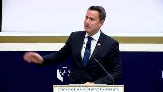 Download SMU PDLS: Mr Xavier Bettel | Lecture on 15 Nov 2016 Video