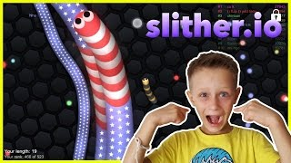 Download Best Slither.IO Strategy - SPEED TO KILL - playing Slither.io on the phone | Android iOS Video