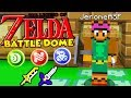 Download THE BEST MINECRAFT MODDED BATTLEDOME - LEGENDS OF ZELDA MINECRAFT BATTLEDOME! Video