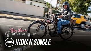 Download 1912 Indian Single - Jay Leno's Garage Video