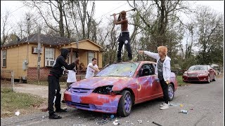 Download Destroying My Sister Car And Surprising Her With A New One!! Video
