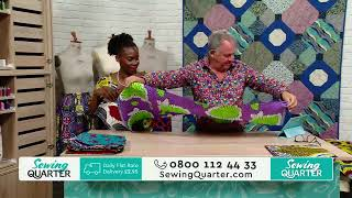 Download Sewing Quarter - Thursday 24th October Video