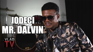 Download Mr. Dalvin (Jodeci): Puffy Asked Which Side We Were On During East West Beef Video