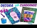 Download DIY - Decora tus cuadernos con GEL para el cabello - Starbucks - Regresa a clases - Back to school Video