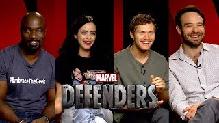 Download Who's the Weakest Among the Defenders? Video