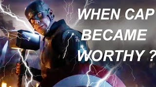 Download Russo Bros. REVEAL How Cap Lifted Mjolnir & Used Lightnings Video
