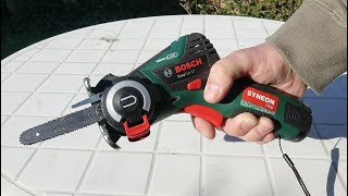 Download Bosch EasyCUT 12 Li Cordless SAW Unboxing and test Video