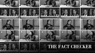 Download Fact-checking Alexandria Ocasio-Cortez's media blitz | Fact Checker Video