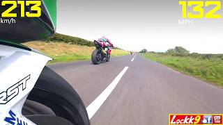 Download 1000cc⚡Speed☘️, Armoy Road Races, N.Ireland . . . . (Type Race, Isle of Man TT) Video