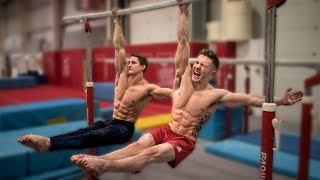 Download HEAD TO HEAD GYMNASTICS CHALLENGE WITH 30 YEAR OLD **Mind Blowing** Video