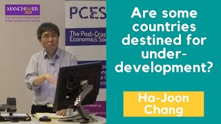 Download Are some countries destined for under-development? - Ha-Joon Chang Video