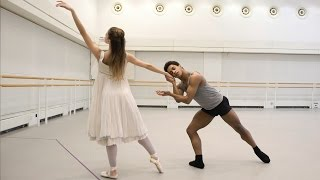 Download The Nutcracker in rehearsal 2016 (The Royal Ballet) Video