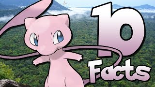 Download 10 Things You Probably Didn't Know About Mew! (10 Facts) | Pokemon Facts Video