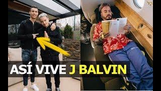 Download ASÍ VIVE J BALVIN, CONOCE SU MANSIÓN, SUS AUTOS, SU RECORD GUINESS , SO JBALVIN LIVES Video