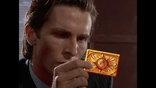Download American Psycho comparing Hearthstone cards (remake) Video