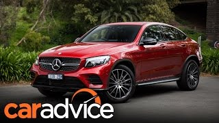 Download 2017 Mercedes-Benz GLC Coupe Review | CarAdvice Video