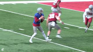 Download WSU Football: Highlights/Mike Leach after practice 4/16 Video