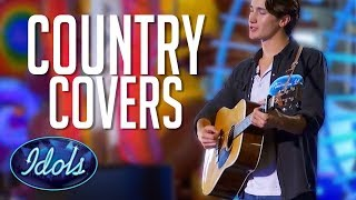 Download BEST COUNTRY Auditions on American Idol 2018!   Idols Global Video