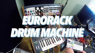 Download Building a Eurorack Drum Machine - Eurorack with Bo Ep. 5 Video