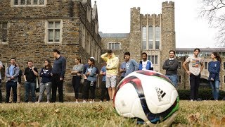 Download Soccer Politics Course Offers Duke Students a Global Experience Video