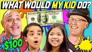 Download CAN PARENTS GUESS WHAT THEIR KID DOES WITH $100? Ep. #1 Video