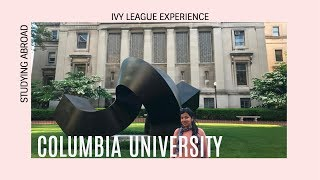 Download Columbia University   Ivy League Experience   Summer Course & Studying Abroad Video