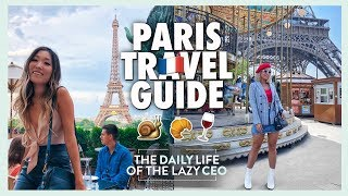 Download PARIS TRAVEL GUIDE | 25 THINGS YOU MUST DO Video