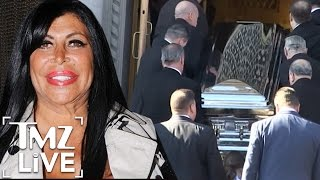Download Big Ang's Funeral - Tons in Attendance, Including Husband | TMZ Live Video