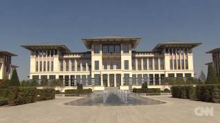 Download Inside Turkey's Presidential Palace Video