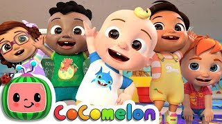 Download The Stretching and Exercise Song | CoCoMelon Nursery Rhymes & Kids Songs Video