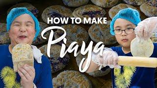 Download HOW TO MAKE PIAYA VLOG! (Piaya Workshop at Bong Bong's Factory) Video