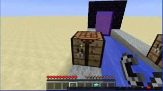 Download Туториал.Как сделать генератор алмазов в minecraft Video