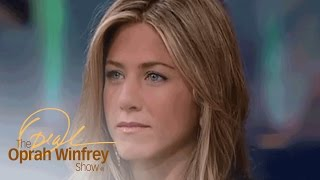 Download The Epiphany That Gave Jennifer Aniston ″Total Peace | The Oprah Winfrey Show | OWN Video