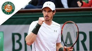 Download Andy Murray v Stan Wawrinka Highlights - Men's Semi-Final 2016 | Roland-Garros Video