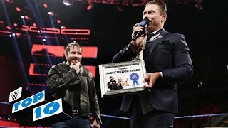 Download Top 10 SmackDown LIVE moments: WWE Top 10, Dec. 6, 2016 Video