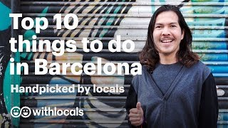 Download Top 10 things to do in Barcelona 👫 handpicked by locals Video