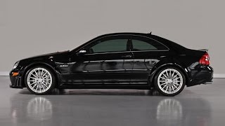 Download Mercedes-Benz CLK63 AMG Black Series - One Take Video