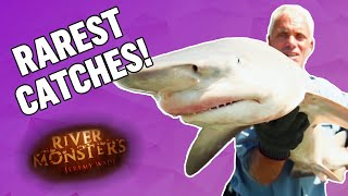 Download Rarest Catches - River Monsters Video