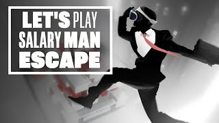 Download Let's Play Salary Man Escape - SEXY MUSIC, SERIOUS PUZZLES! Video