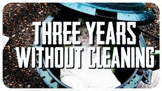 Download Three Years Without Cleaning Canister Filter!!! Video